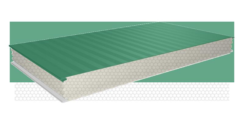Emimar Wall Sandwich Panels With Polystyrene Foam