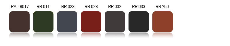 ral rr colors PM35