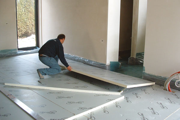 eurofloor Heat-insulation systems for industrial buildings